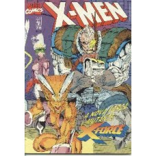 30609 X - Men 78 (1995) Editora Abril