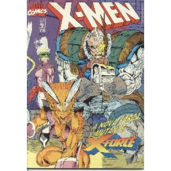 30609 X - Men 78 (1995) Editora Abril