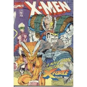30610 X - Men 78 (1995) Editora Abril