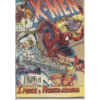 30611 X - Men 79 (1995) Editora Abril