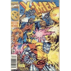 30627 X - Men 87 (1996) Editora Abril