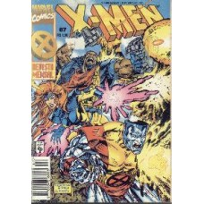 30628 X - Men 87 (1996) Editora Abril