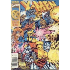 30629 X - Men 87 (1996) Editora Abril