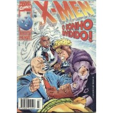 30630 X - Men 90 (1996) Editora Abril