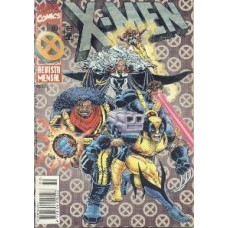 30631 X - Men 91 (1996) Editora Abril