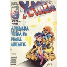 30632 X - Men 93 (1996) Editora Abril