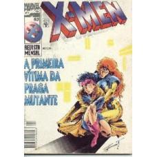 30633 X - Men 93 (1996) Editora Abril