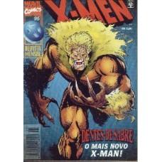 30634 X - Men 95 (1996) Editora Abril
