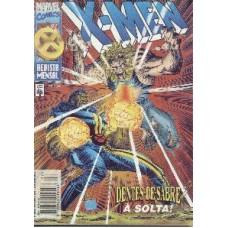 30636 X - Men 97 (1996) Editora Abril