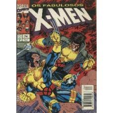 31496 X - Men 74 (1994) Editora Abril