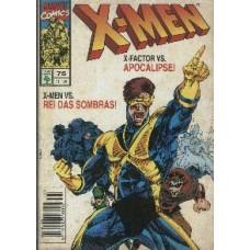 31497 X - Men 75 (1995) Editora Abril