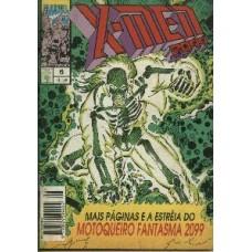 31501 X - Men 2099 6 (1995) Editora Abril