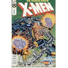 32460 Os Fabulosos X - Men 34 (1998) Editora Abril