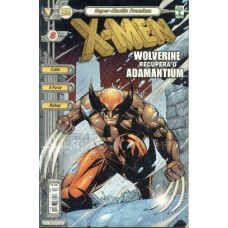 32538 X - Men 8 (2001) Super Heróis Premium Editora Abril