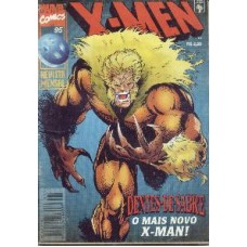 32605 X - Men 95 (1996) Editora Abril
