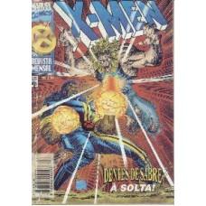 32607 X - Men 97 (1996) Editora Abril