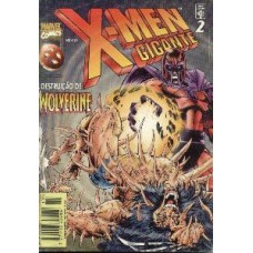 32617 X - Men Gigante 2 (1996) Editora Abril