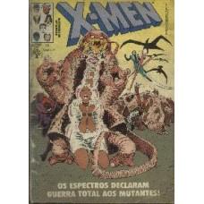 34213 X - Men 11 (1989) Editora Abril