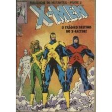 34224 X - Men 32 (1991) Editora Abril