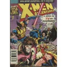 34231 X - Men Adventures 1 (1996) Editora Abril