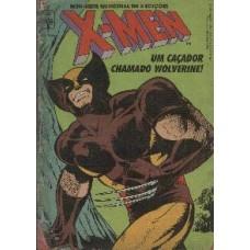 34235 X - Men Mini Série 2 (1988) Editora Abril
