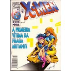 35998 X - Men 93 (1996) Editora Abril