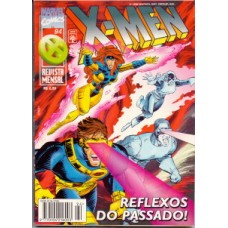 35999 X - Men 94 (1996) Editora Abril