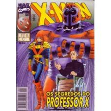 36001 X - Men 96 (1996) Editora Abril
