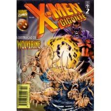 36041 X - Men Gigante 2 (1996) Editora Abril