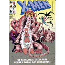 39859 X - Men 11 (1989) Editora Abril