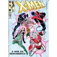 39860 X - Men 12 (1989) Editora Abril
