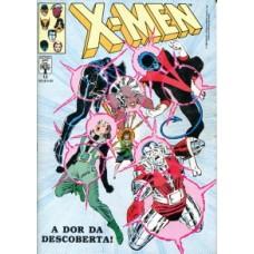 39861 X - Men 12 (1989) Editora Abril