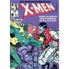 39865 X - Men 14 (1989) Editora Abril