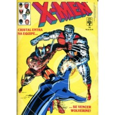 39868 X - Men 16 (1990) Editora Abril
