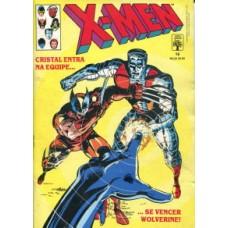 39869 X - Men 16 (1990) Editora Abril
