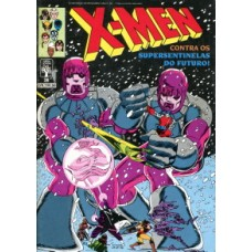 39887 X - Men 26 (1990) Editora Abril