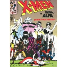 39892 X - Men 29 (1991) Editora Abril