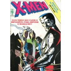 39897 X - Men 31 (1991) Editora Abril