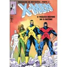 39898 X - Men 32 (1991) Editora Abril
