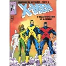 39899 X - Men 32 (1991) Editora Abril