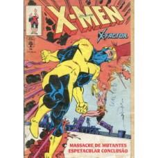 39902 X - Men 34 (1991) Editora Abril