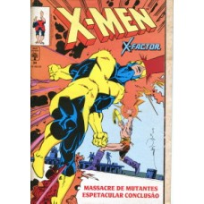 39903 X - Men 34 (1991) Editora Abril