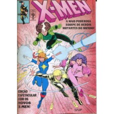 39905 X - Men 36 (1991) Editora Abril