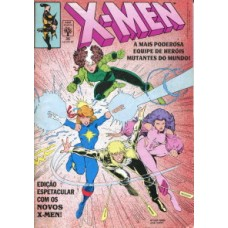 39906 X - Men 36 (1991) Editora Abril