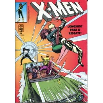 39911 X - Men 39 (1992) Editora Abril