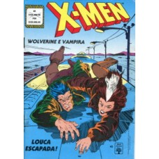 39922 X - Men 45 (1992) Editora Abril
