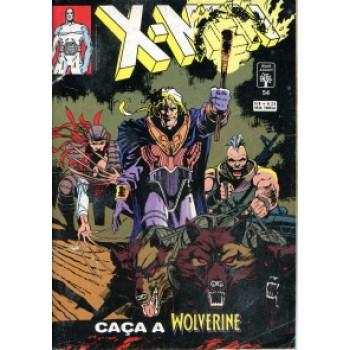 39939 X - Men 54 (1993) Editora Abril