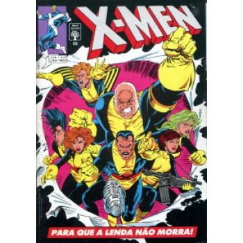 39942 X - Men 56 (1993) Editora Abril