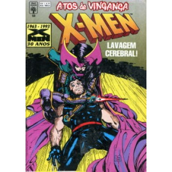 39946 X - Men 59 (1993) Editora Abril