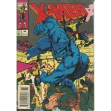 39952 X - Men 64 (1994) Editora Abril